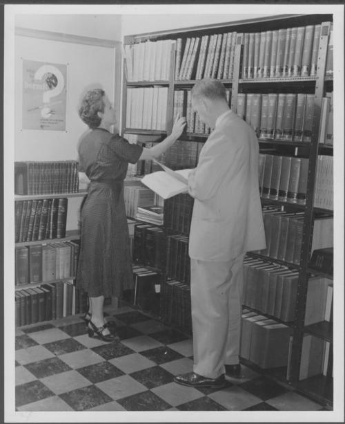 Menninger Professional Library, Topeka, Kansas - Page
