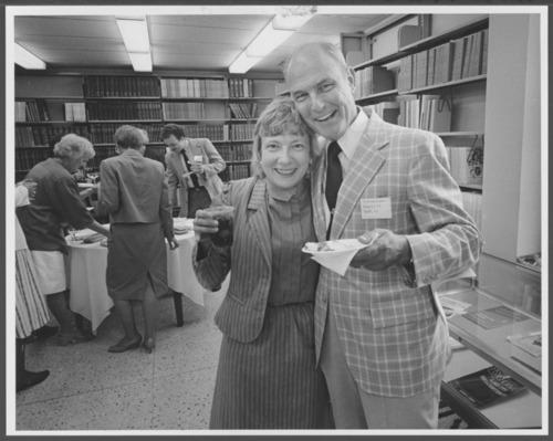 Authors' reception at the Menninger Clinic, Topeka, Kansas - Page
