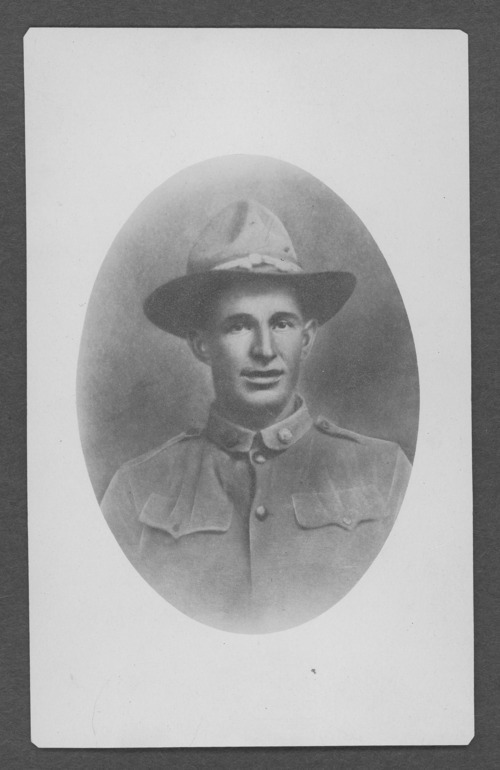 Herbert E. Magnison, World War I soldier - Page