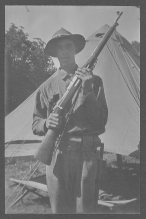 Lauren Theodore Manning, World War I soldier - Page