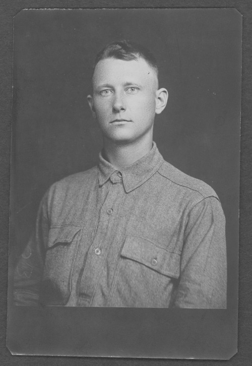 Earl Charles Marshall, World War I soldier - Page