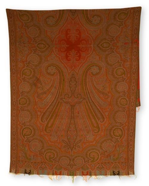 Paisley shawl - Page
