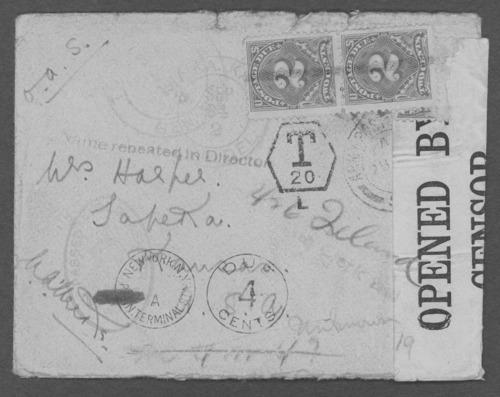 John Alexander Logan Best, World War I soldier - Page