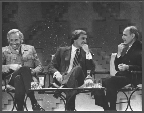 CBS Merv Griffin Show with Dr. Roy Menninger and Dr. Harold Voth - Page