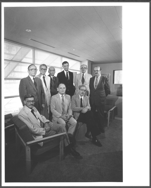 Group of psychoanalysts from the Menninger Clinic, Topeka, Kansas - Page
