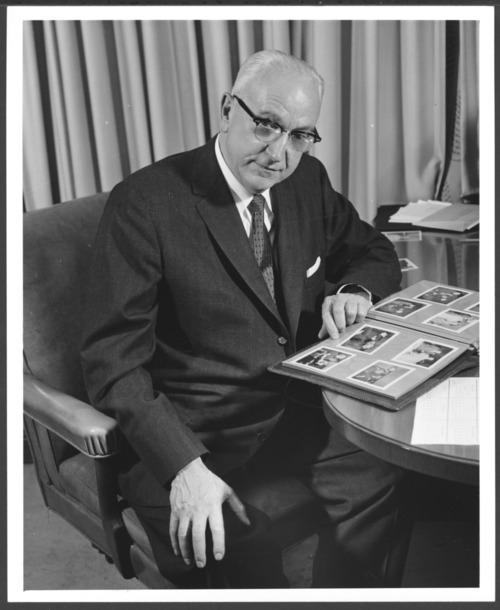 Karl A. Menninger, M.D. - Page