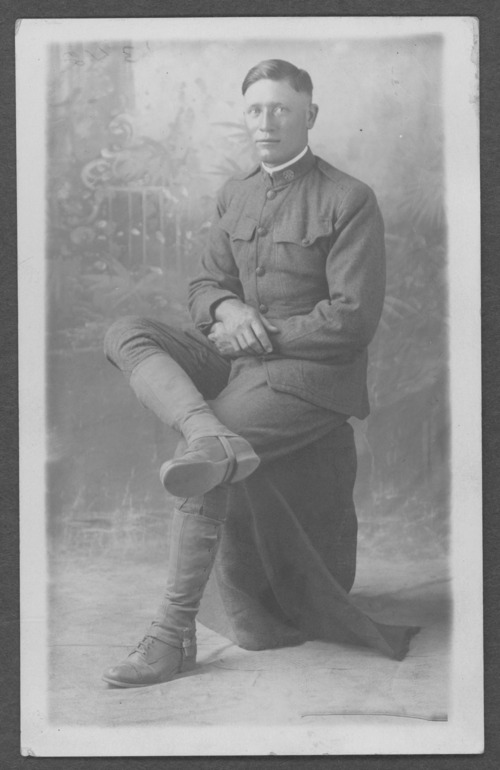 Ezra Blake, World War I soldier - Page