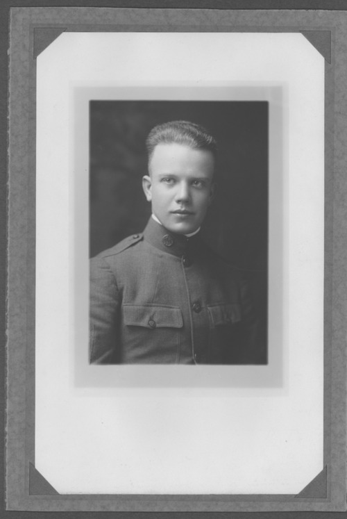 Victor Kenney Dodge Blakely, World War I soldier - Page