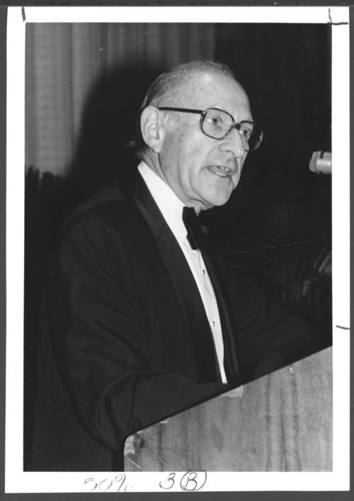 Philip Holzman at Karl Menninger's 90th birthday celebration - Page