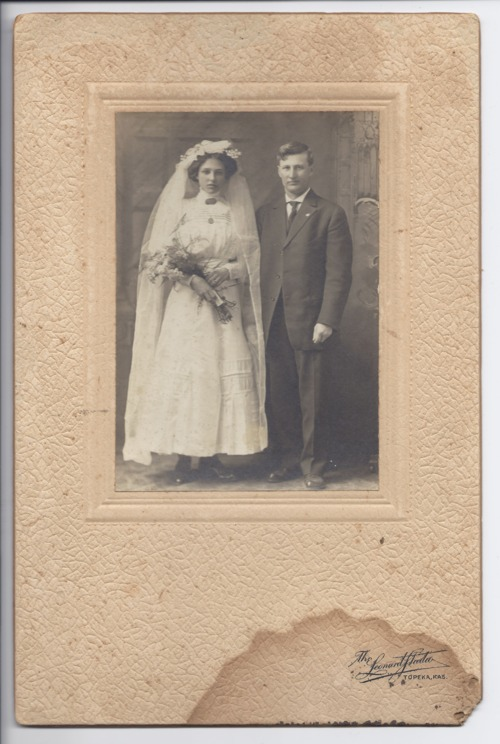 Wedding portrait - Page