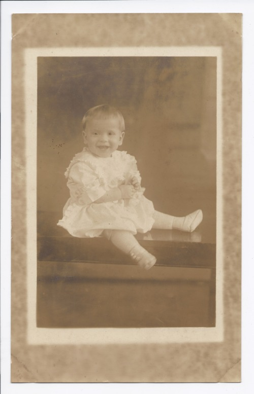 Portrait of child - Page