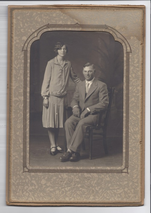 Mr. and Mrs. Alfred Henderson - Page
