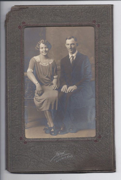 Mr. and Mrs. Ralph Henderson - Page