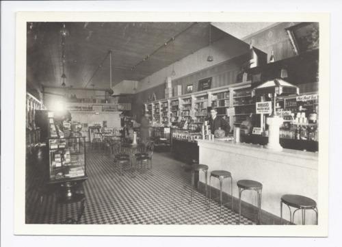 Goyette's Drugstore, Rossville, Kansas - Page