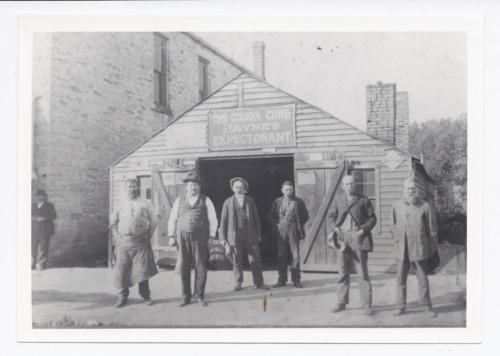 Mason's blacksmith shop, Rossville, Kansas - Page