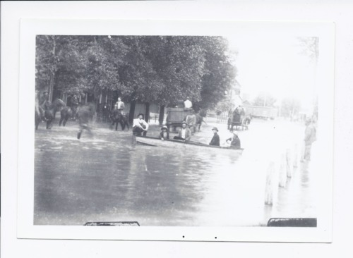 Flood in Rossville, Kansas - Page