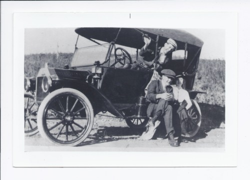 C.E. Cless' Ford Demonstrator - Page
