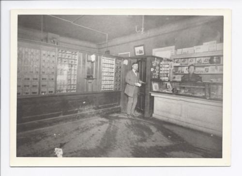 Post office, Rossville, Kansas - Page