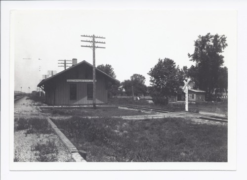 Depot at Kingsville, Kansas - Page