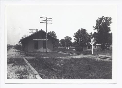 Depot at Kingsville, Kansas - Page