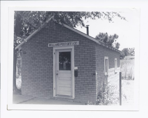 Post office, Willard, Kansas - Page