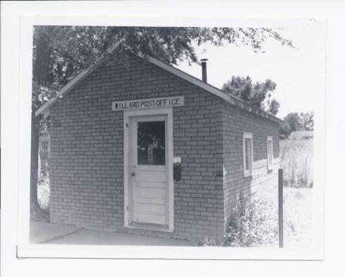 Post office, Willard, Kansas - Page
