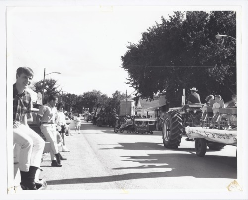 Parade, Rossville, Kansas - Page