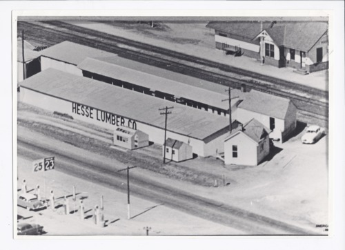Hesse Lumber Company, Rossville, Kansas - Page