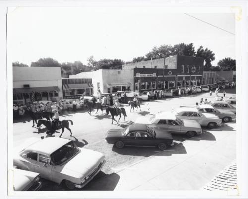 Parade, Rossville, Kansas - Page