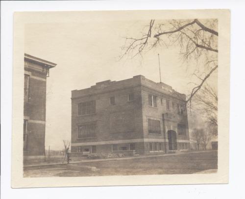 High school, Rossville, Kansas - Page