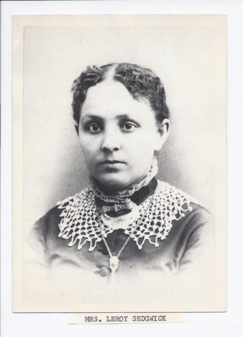 Mary Sedgwick - Page