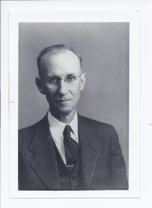Dr. Clyde S. Smith - Page