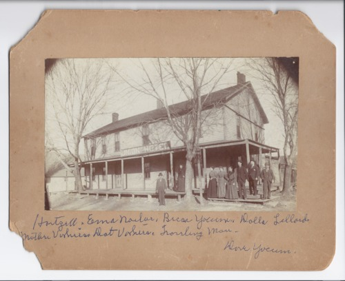 Union Hotel, Rossville, Kansas - Page