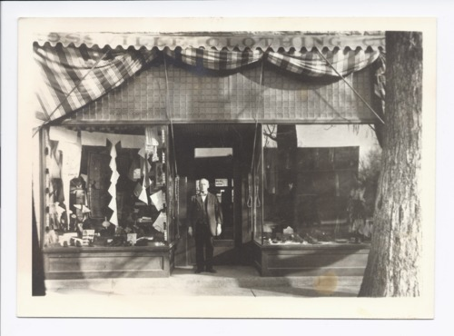 Rossville clothing store, Rossville, Kansas - Page
