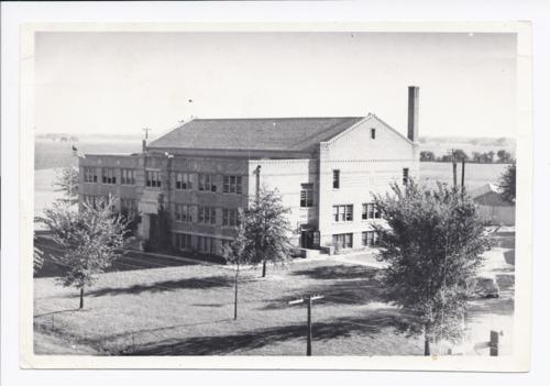 Rossville high school, Rossville, Kansas - Page