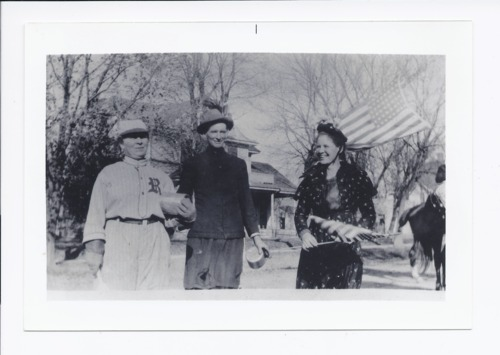 People at a July fourth parade, Rossville, Kansas - Page