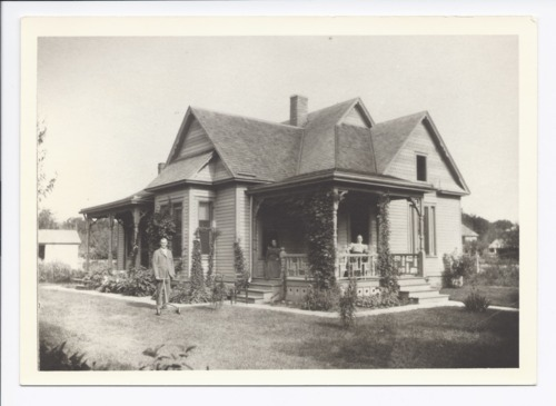 William C. Baylis home, Rossville, Kansas - Page