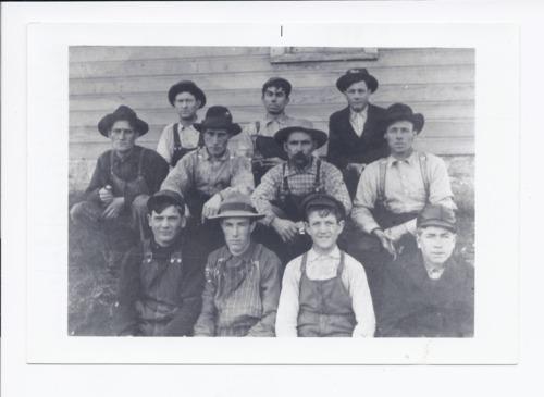 Oliver Nursery crew, Rossville, Kansas - Page