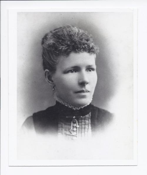 Grace Kerr, Rossville, Kansas - Page
