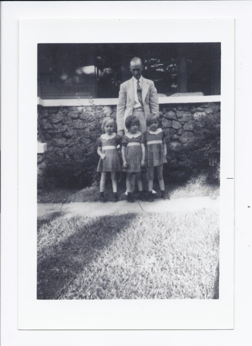 Logan triplets delivered by Dr. Clyde S. Smith, Dover, Kansas - Page