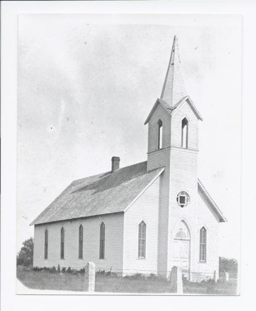 United Brethren Church, Rossville, Kansas - Page