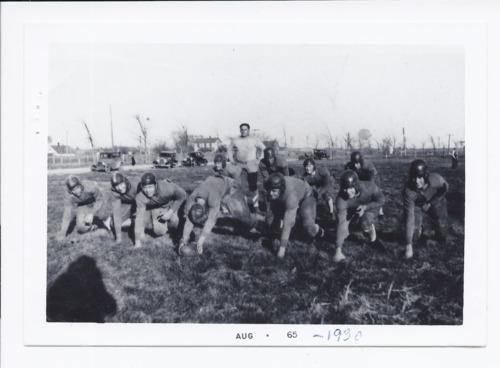 Rossville High School football team, Rossville, Kansas - Page