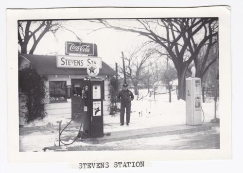 Stevens Station, Rossville, Kansas - Page