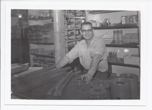 Clarence Wehner, Rossville, Kansas - Page