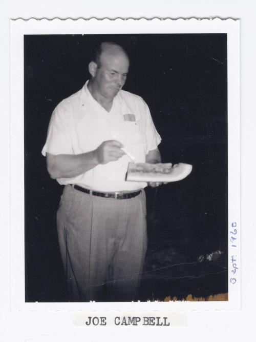 Joe Campbell, Rossville, Kansas - Page
