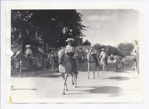 Parade in Rossville, Kansas - Page