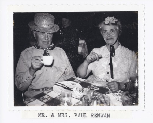 Mr. and Mrs. Paul and Millicent Renwan, Rossville, Kansas - Page