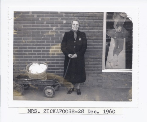 Lydia Zickefoose, Rossville, Kansas - Page