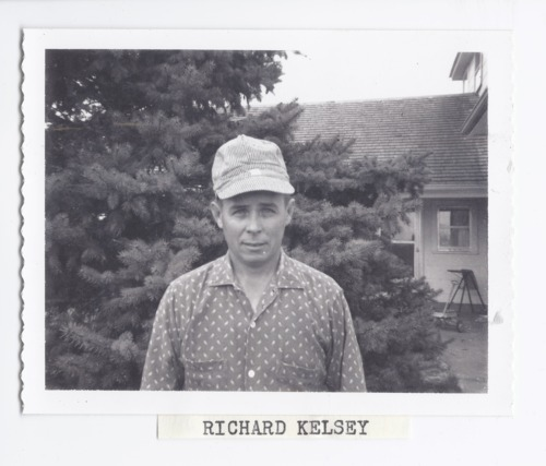Richard Kelsey, Rossville, Kansas - Page