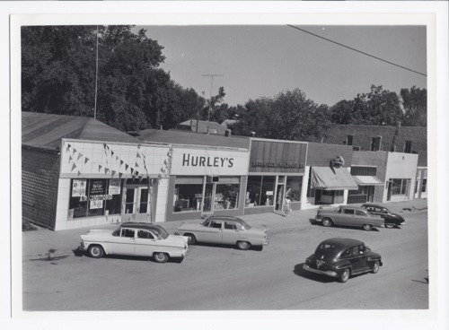 Main street, Rossville, Kansas - Page